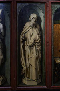 R.van der Weyden, Hl.Antonius by AKG  Images