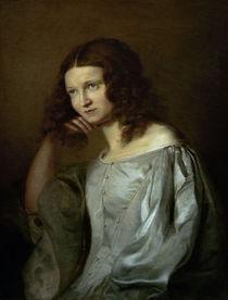 A.Feuerbach, Bildnis der Schwester von AKG  Images