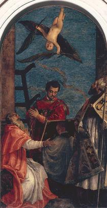 Paolo Veronese, Hieroynmus, Laurentius von AKG  Images