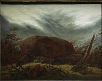 C.D.Friedrich, Huenengrab im Herbst/1820 von AKG  Images