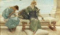 L.Alma Tadema, Jugend by AKG  Images