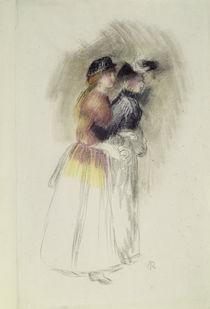 Renoir, Zwei Frauen/ 1890 von AKG  Images