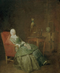 J.B.S.Chardin, Freuden des Privatlebens by AKG  Images