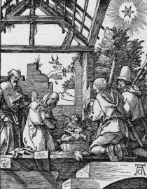 Duerer, Geburt Christi / Kleine Passion von AKG  Images