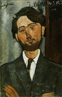 Leopold Zborowski / Gem.v.Modigliani by AKG  Images