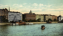 St.Petersburg, Admiralitaetskai / Foto by AKG  Images