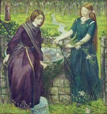 Dante, Goettl. Komoedie / D.G.Rossetti by AKG  Images