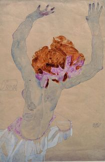Egon Schiele, Die Blinde by AKG  Images