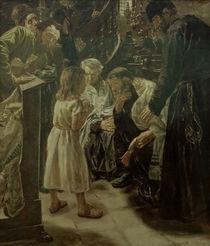 M.Liebermann, Zwoelfjaehriger Jesus von AKG  Images