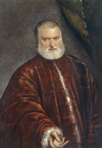 Antonio Cappello / Gem.v.Tintoretto by AKG  Images