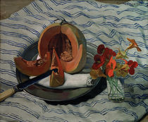 F.Vallotton, Stilleben mit Melone by AKG  Images
