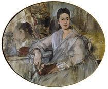 E.Manet, Marguerite de Conflans by AKG  Images