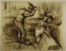 V.van Gogh, Holzfaeller von AKG  Images