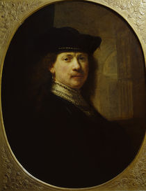 Rembrandt, Bildnis Rembrandts 1837 by AKG  Images