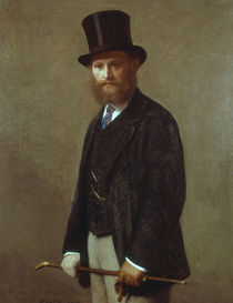 Edouard Manet / Gem.v.Fantin Latour von AKG  Images