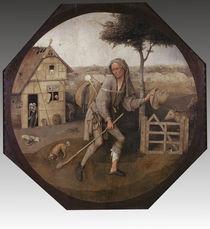 Hieronymus Bosch, Der Landstreicher by AKG  Images