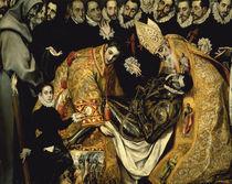 El Greco, Begraebnis des Conde de Orgaz by AKG  Images