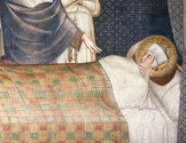 Simone Martini, Christ.erscheint Martin by AKG  Images