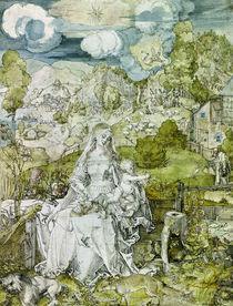 Duerer, Maria mit den vielen Tieren by AKG  Images