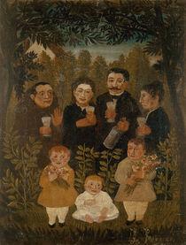 H. Rousseau/ Vereinigte Familie/ 1896 by AKG  Images