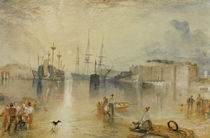 W.Turner, Upnor Castle by AKG  Images