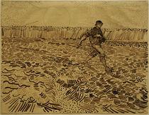 van Gogh, Saemann by AKG  Images