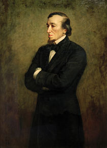 Benjamin Disraeli / Gem.v.Millais by AKG  Images