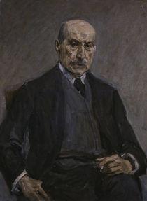 Max Liebermann, Selbstbildnis 1927 von AKG  Images
