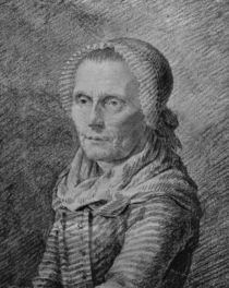 C.D.Friedrich, Mutter Heiden by AKG  Images