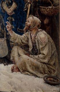 Surikow, Bojarin Morosowa, Ausschnitt by AKG  Images