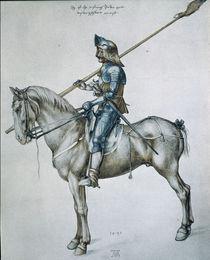 A.Duerer, Reiter / 1498 von AKG  Images