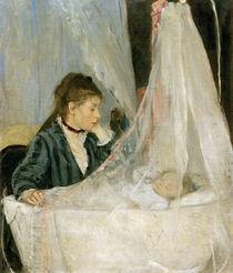 B.Morisot, Die Wiege (Edma und Blanche) by AKG  Images