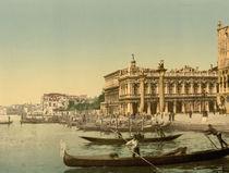 Venedig, Piazzetta / Photochrom by AKG  Images