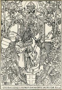 Celtis, Amores, Illustr. 1502 by AKG  Images