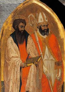 Masaccio, Hl.Bartholomaeus u.Blasius von AKG  Images