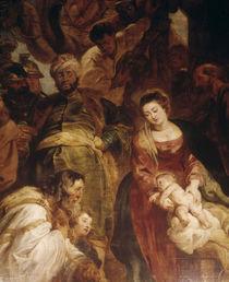 P.P. Rubens, Anbetung der Koenige von AKG  Images