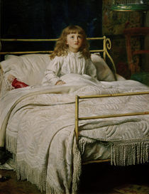 J.E.Millais, Waking by AKG  Images