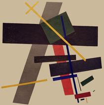 K.Malewitsch, Suprematistische Kompos. by AKG  Images
