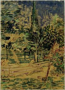 v.Gogh, Stufen im Garten der Heilanstalt by AKG  Images