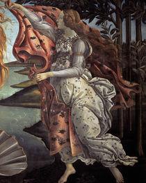 Botticelli,Geburt der Venus, Hore von AKG  Images