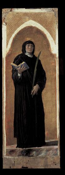 A.Mantegna, Hl.Felicitas von Padua by AKG  Images