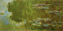 Claude Monet, Der Seerosenteich by AKG  Images