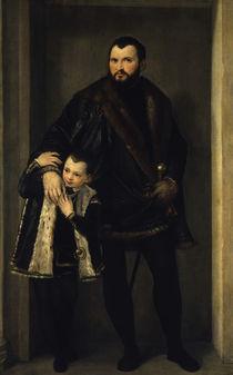 Veronese, Graf da Porto mit Sohn by AKG  Images