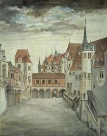 A.Duerer, Hof der Burg zu Innsbruck by AKG  Images