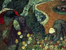 Van Gogh/ Erinnerung an den Garten Etten by AKG  Images
