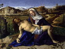 Giovanni Bellini, Pieta by AKG  Images