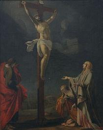 S.Vouet, Kreuzigung von AKG  Images