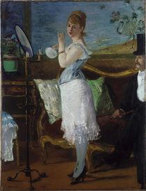 Edouard Manet, Nana/ 1877 von AKG  Images