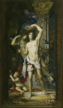 G.Moreau, Le jeune homme et la mort by AKG  Images