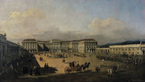 Wien, Schloss Schoenbrunn / Bellotto by AKG  Images